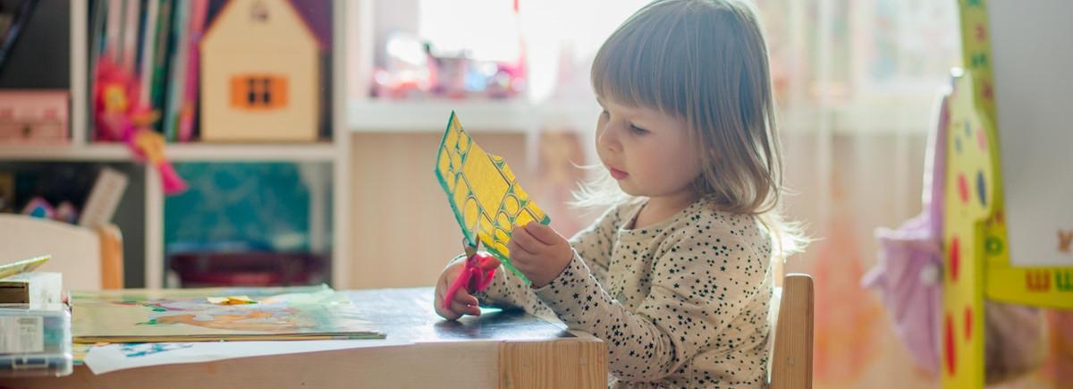 Info del estudio en Educación infantil