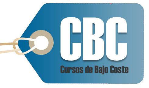 Logo de CBC, Cursos Bajo Coste
